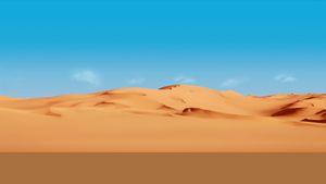 Desert HD Wallpaper by solutionall