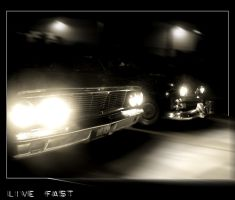 Live Fast by kalhuskee