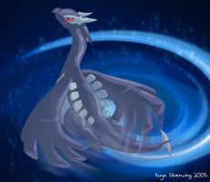 Dark Lugia +A Sealed Light+ by shadow-lugia-club