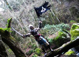 This is War - Edward Kenway AC IV Cosplay by Leon by LeonChiroCosplayArt