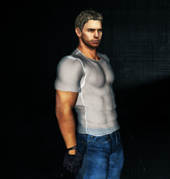 Chris Redfield by AR-0