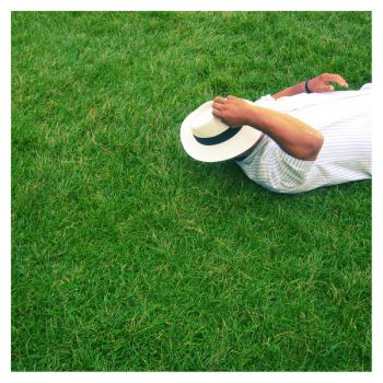 Grassy relaxation by NowPictured