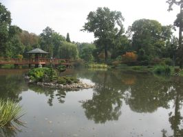 Japanese Garden (Wroclaw) 8 by AyakaNee