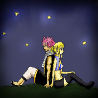 Under the stars by lulujweston