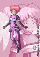 Cl Evolution Aelita by Millyoko