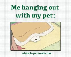 me hangin out with meh pet by josiegi