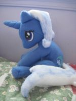 Sitting Trixie Plushie by Ferngirl
