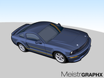 Meistr.Graphx Shelby Mustang by MeistrGraphx