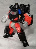 Classics Diaclone Ironhide by Spurt-Reynolds
