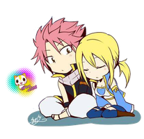 Nalu Render!! by Maryx23KaguraSan