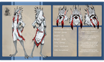 Akarion Kya Ref Commission by Yuroboros