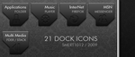 SRD DOCK Icons by smert1012
