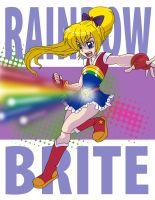 Rainbow in Action by Ohakito
