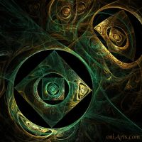Magical Vibrations by oniArts