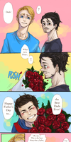 Avengers:Father's Day by KuroLaurant