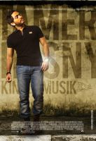 TAMER HOSNY NEW POSTR by SD2011