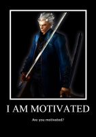 Vergil Motivational by AisenThePaladin