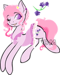 Sweet Pea (O2A) (closed) by Danie-mesAdopts