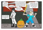Stranger Than Fiction: Halloween by Nobody-C