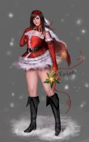 Merry Christmas by a76106558