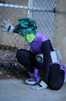 The Teen Titans - Beast Boy by ElliotCosplay