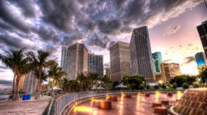 Bayfront Park Miami by Inno68