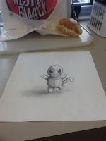 Squirtle by Chipperface