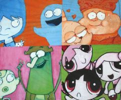 I love cartoon network by nondekin