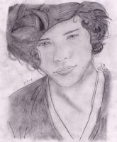 Harry Styles 4 by VickyStyles13