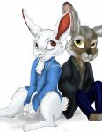 McTwisp and March hare - numas by lilka23