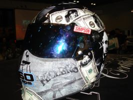 Wrapped Helmet 1 by steveclaus