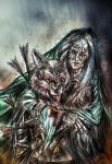 Lady StoneHeart -Game Of Thrones Season 4 by Clay-zius399