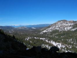 AthenaStock::Lake Tahoe View by AthenaStock