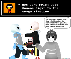 Ask The Omega Timeline #1 by UltimateQuick