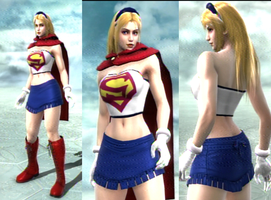 SCV : Super Girl by Celso33