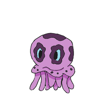 Fakemon- Jelluse by Casey333