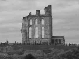 Tynemouth Priory by Destined-For-Nothing