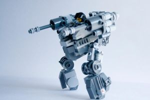 Lost Planet GTT-01 by JohnHo-TheLegoArt
