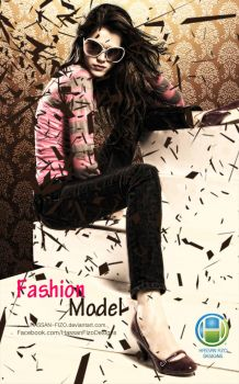 FASHION MODEL by HASSAN-FIZO