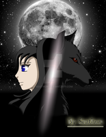 Kiara Gauten: a girl... a wolf by Seathon
