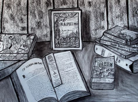 A Collection of Books by Drayah