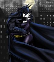The Bat and the Cat 2.0 by Dee-Pathirana