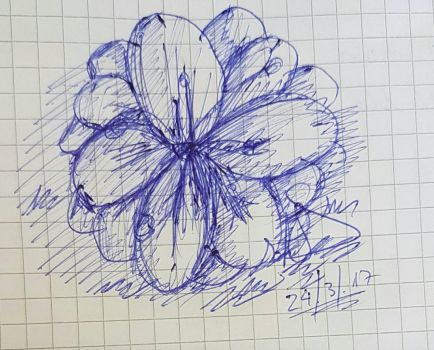 Ugly flower by TheWarriorDogs