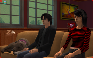 My Sim Family by FoxTail8000