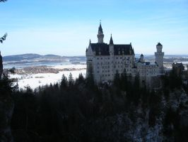 Neuschwanstein by europestock