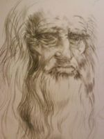 Leonardo Da Vinci by Law3208