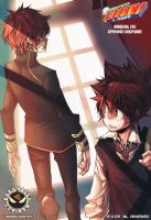 Tsuna end Enma by eXze