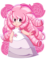 Rose Quartz by PRISMkidd