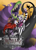 Beetlejuice by Mystalia