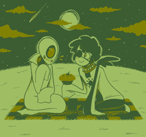 Sweet Picnic by Kat-A-Line